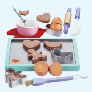 20 piece Baking Cookie Set with Glove