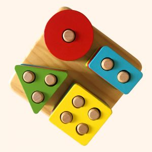 Geometric Shapes toy for children