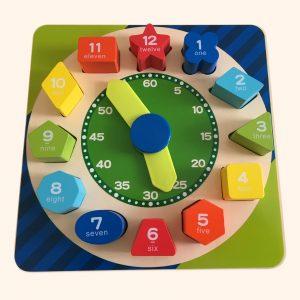 Teaching Clock Toy