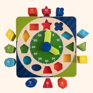 Teaching Clock Toy for Children