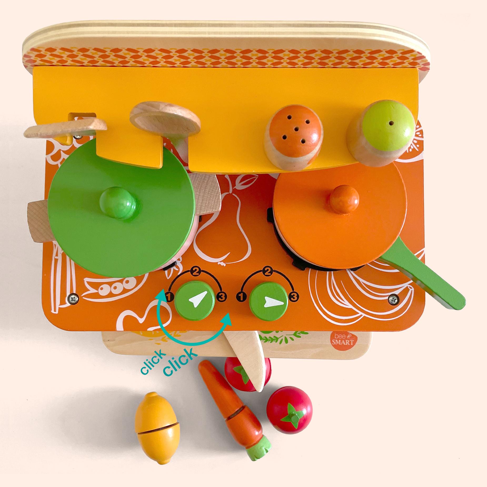 Pretend Play Food Kitchen Set for kids