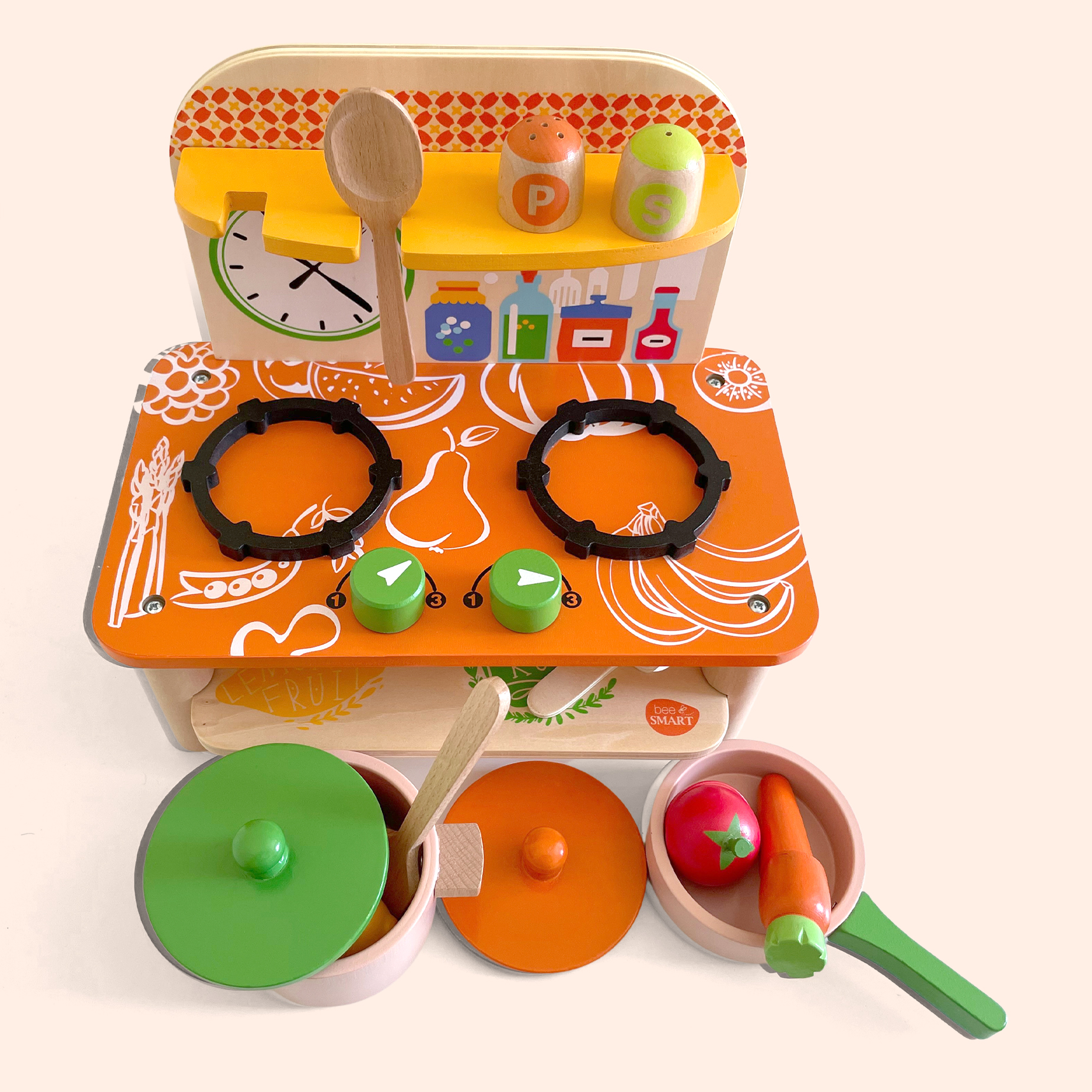 Kids Kitchen Set to improve hand and eye co-ordination