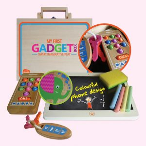 First Gadget Set for 3 year Old Kids