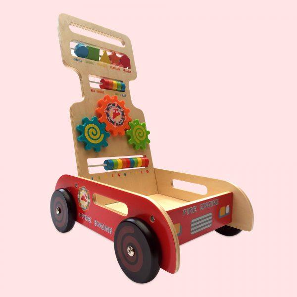 Wooden Activity Walker Toy