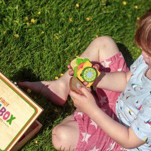Toy Kitchen Food Accessories